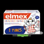 Acheter ELMEX DUO DENTIFRICE ENFANT, tube 50 ml x 2 à LILLE